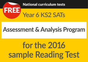 Free sample program 2016 Reading